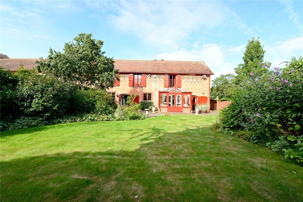 3 Bedrooms Semi Detached House for sale in Brookdale Court, Guy Lane, Chester, Cheshire, CH3