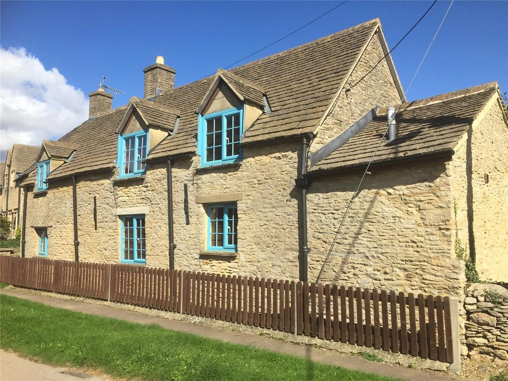 4 Bedrooms Detached House for sale in Lower End, Alvescot, Bampton, Oxfordshire, OX18