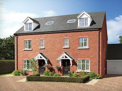 4 Bedrooms House for sale in Brick Kiln Bank, Telford