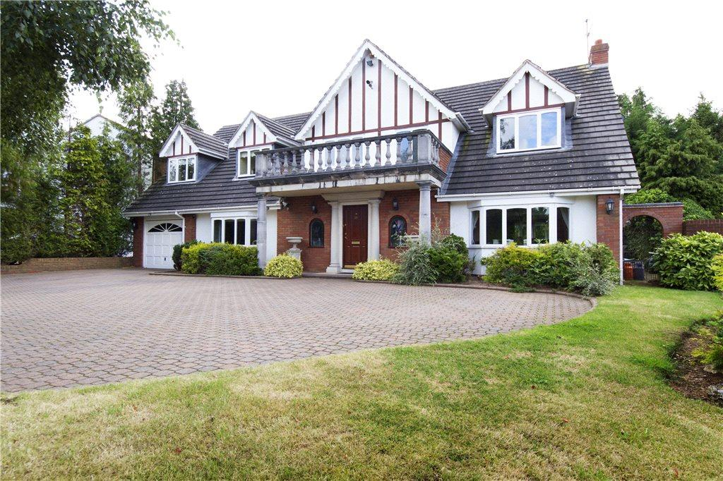 4 Bedrooms Detached House for sale in Redlake Drive, Pedmore, Stourbridge, DY9