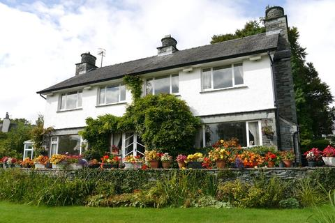 4 bedroom detached house for sale - The Birches, Cornbirthwaite Road, Windermere, LA23 1DG