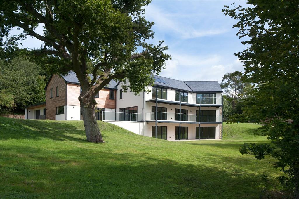 5 Bedrooms Detached House for sale in Burnt Oak Road, Nr Crowborough, East Sussex