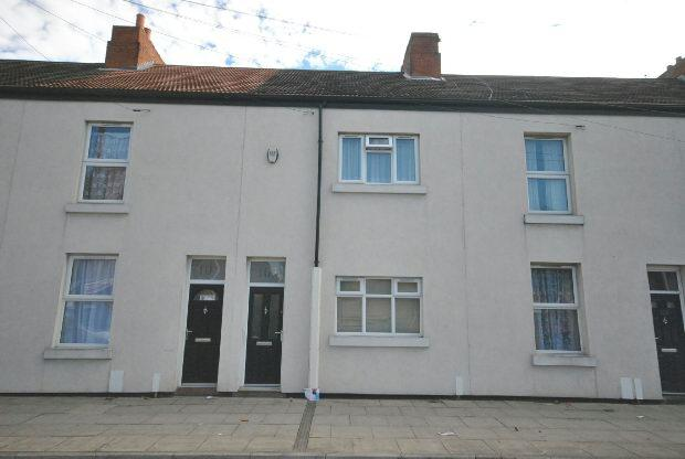 2 Bedrooms Terraced House for sale in Victor Street, GRIMSBY