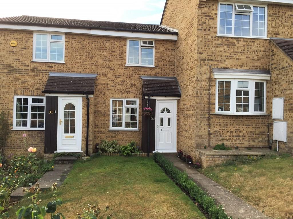 2 Bedrooms Terraced House for sale in Leybourne, West Malling