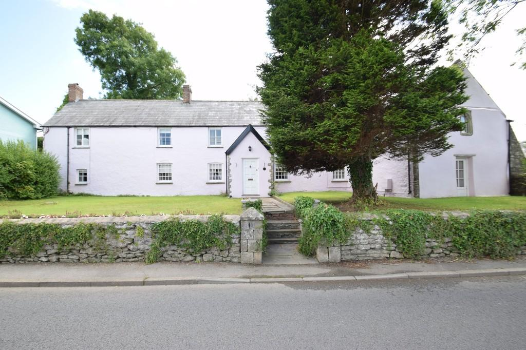 5 Bedrooms Farm House Character Property for sale in Corntown Farm House, Corntown, Vale of Glamorgan, CF35 5BB.