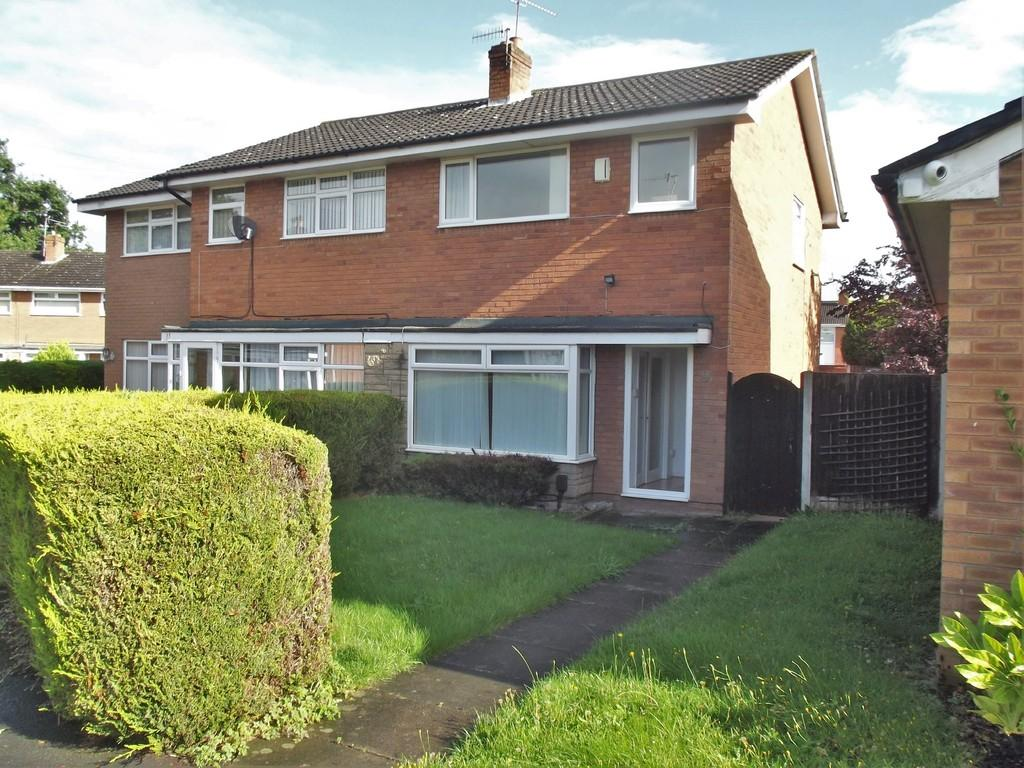 3 Bedrooms Semi Detached House for sale in Burdett Avenue, Spital