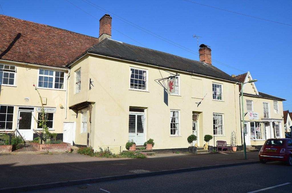 4 Bedrooms Terraced House for sale in The Red Lion