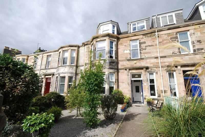2 Bedrooms Ground Flat for sale in 42 Bellevue Crescent, Ayr, KA7 2DR
