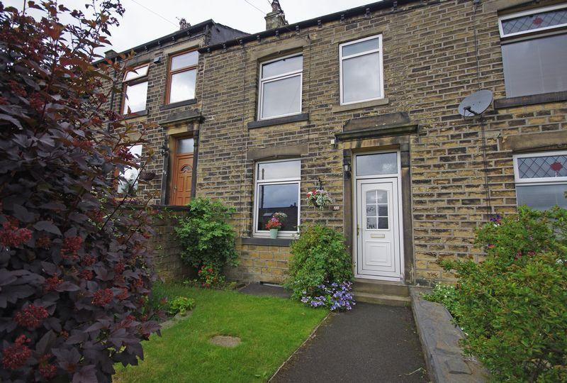2 Bedrooms Terraced House for sale in 55 Ashfield Road, Greetland, HX4 8HY