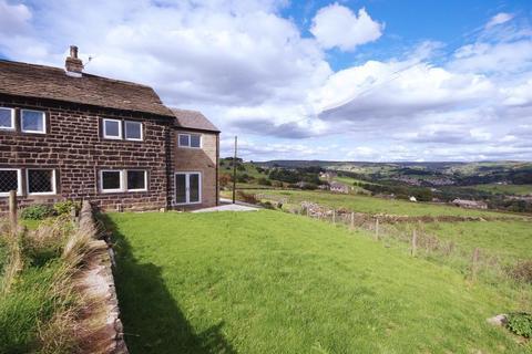 3 bedroom cottage for sale - Carr Fold Cottage, The Dob, Sowerby, HX6 1JW