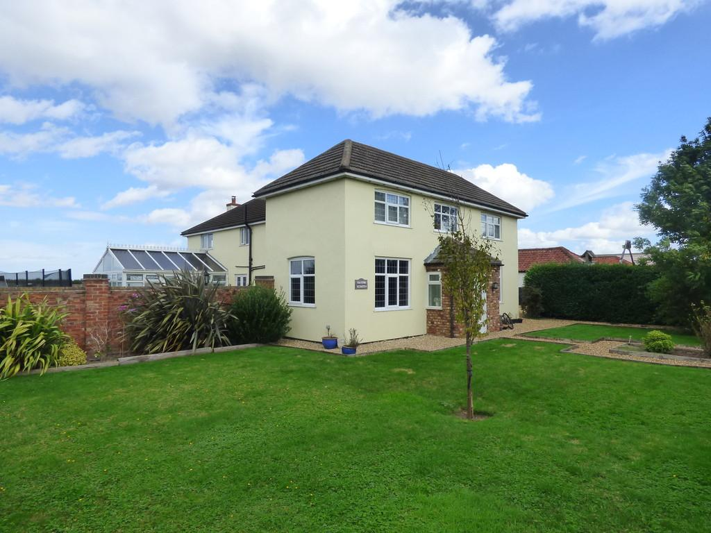 5 Bedrooms Cottage House for sale in Leaveslake Drove, West Pinchbeck