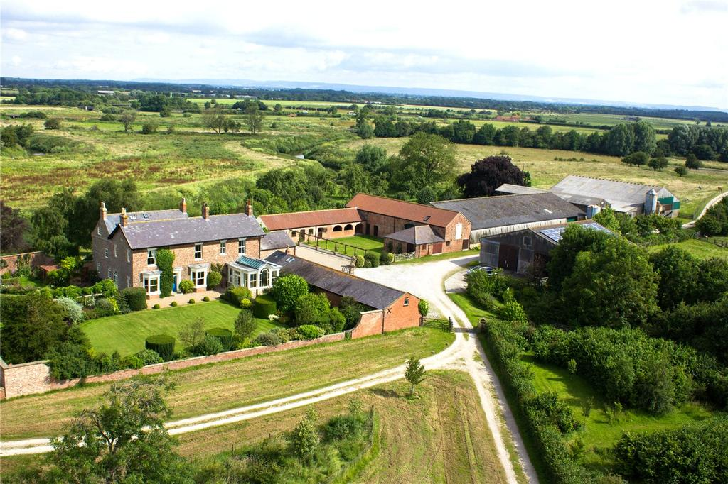 7 Bedrooms Equestrian Facility Character Property for sale in Wilstrop Hall, Green Hammerton, York, YO26