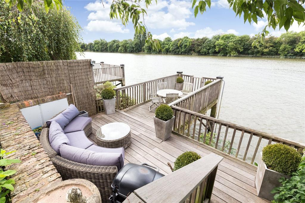 4 Bedrooms Terraced House for sale in Chiswick Staithe, Hartington Road, Chiswick, London, W4