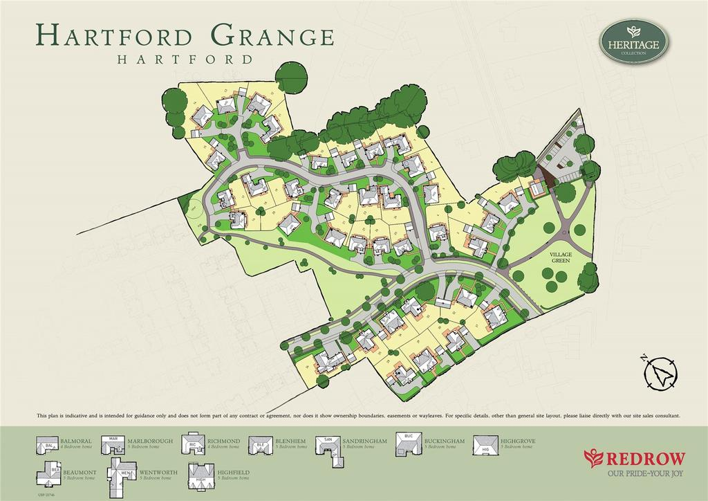 5 Bedrooms Detached House for sale in Hartford Grange, Walnut Lane, Hartford, Cheshire, CW8