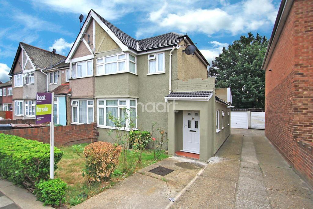 3 Bedrooms End Of Terrace House for sale in Dagenham