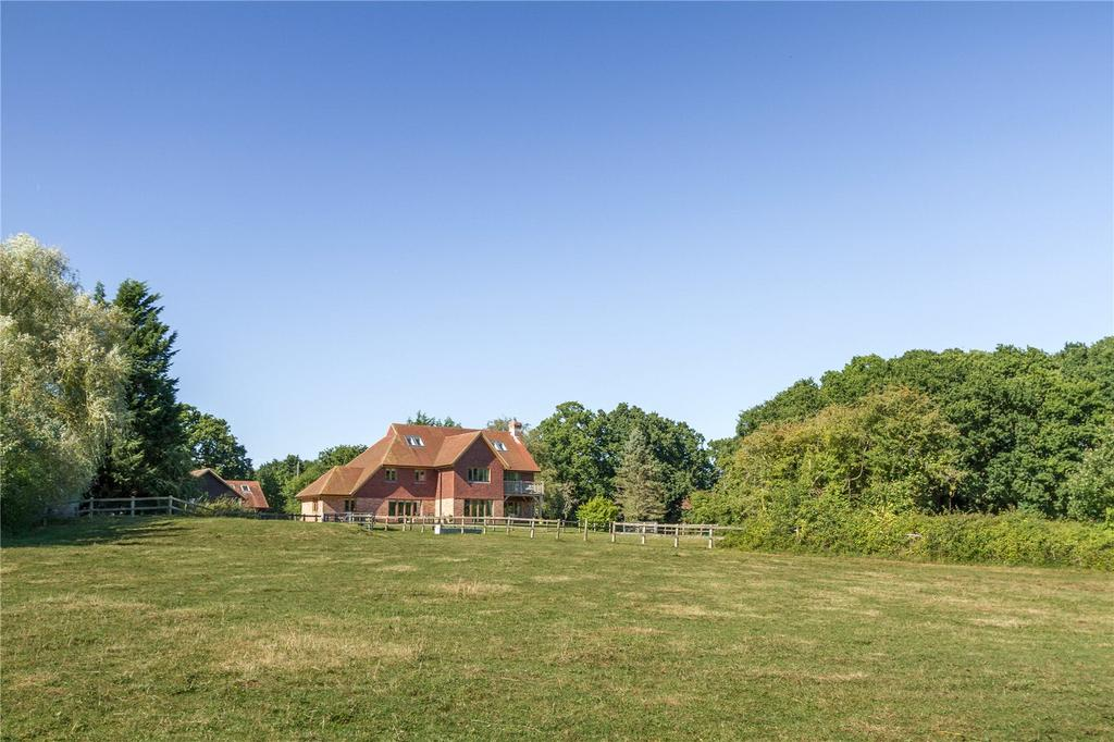 6 Bedrooms Equestrian Facility Character Property for sale in Elsted Marsh, Midhurst, West Sussex, GU29