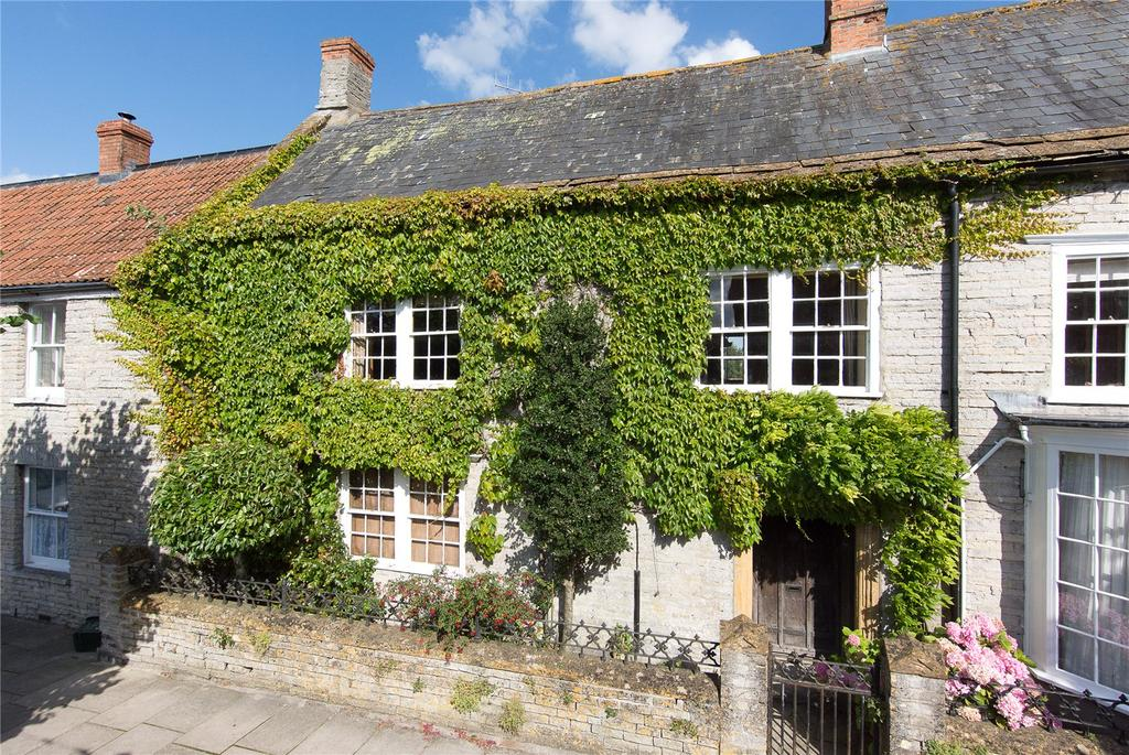 3 Bedrooms House for sale in Broad Street, Somerton, Somerset, TA11