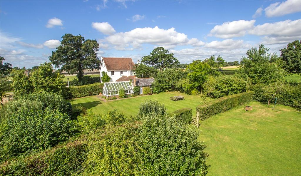 5 Bedrooms Detached House for sale in Dwelly Lane, Edenbridge, Kent, TN8