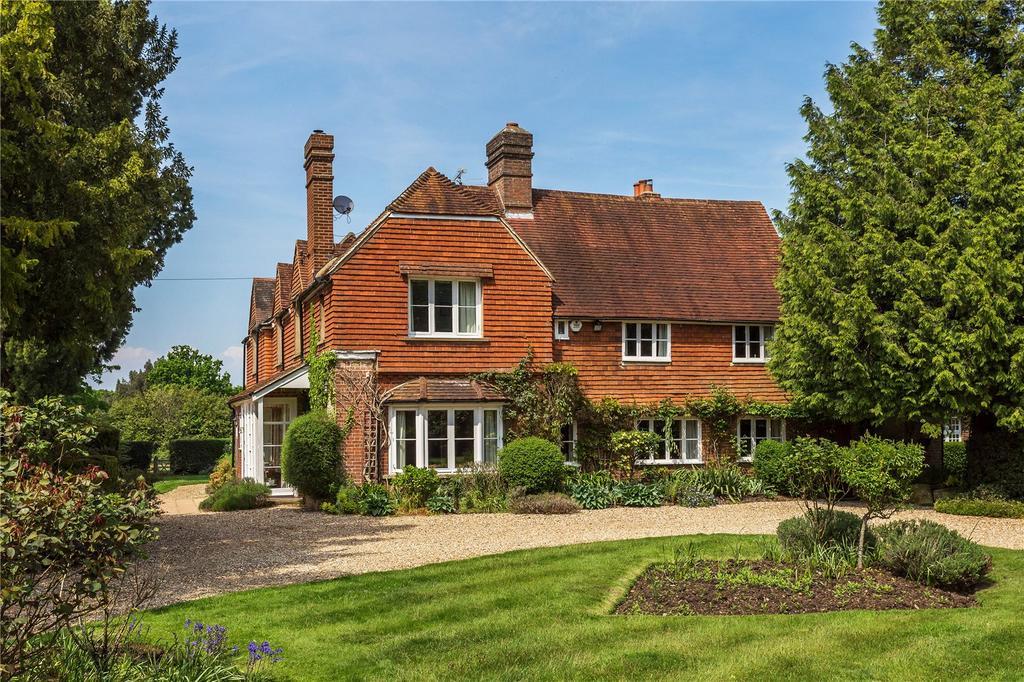 8 Bedrooms Detached House for sale in Station Road, Dormansland, Lingfield, Surrey, RH7