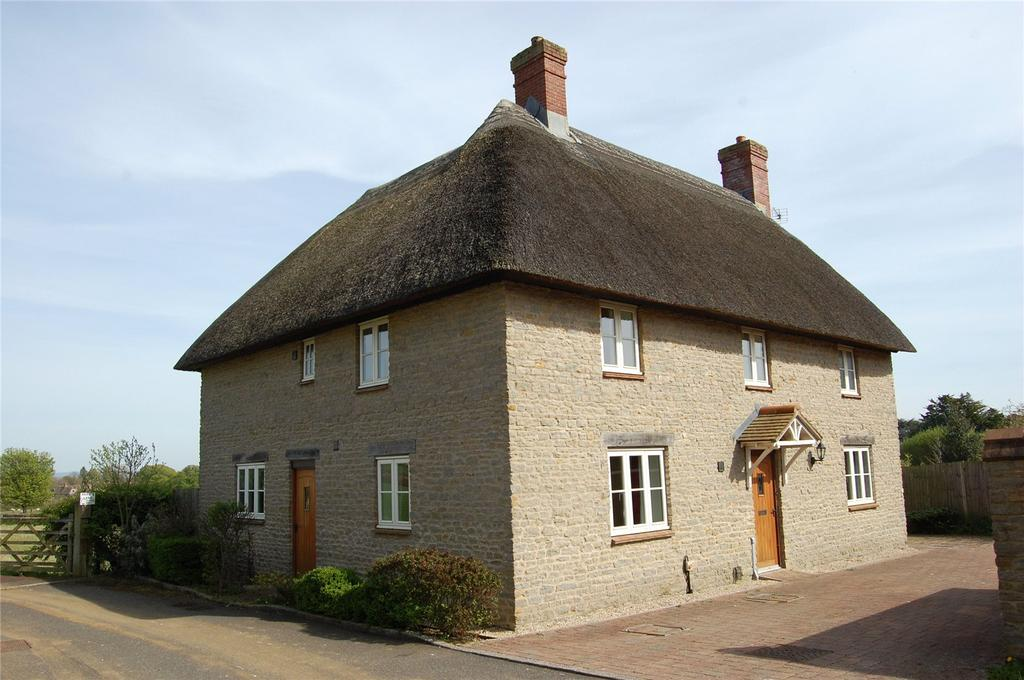 4 Bedrooms Detached House for sale in Whistle Water, Longburton, Sherborne, Dorset, DT9