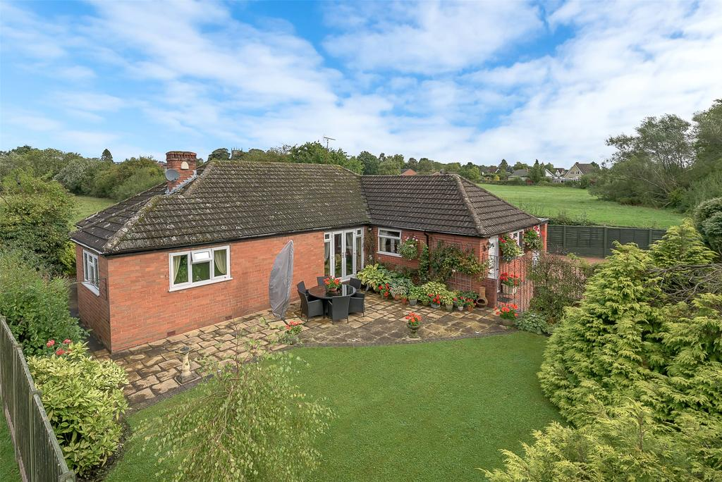 4 Bedrooms Detached Bungalow for sale in Netherton Lane, Highley, Bridgnorth, Shropshire