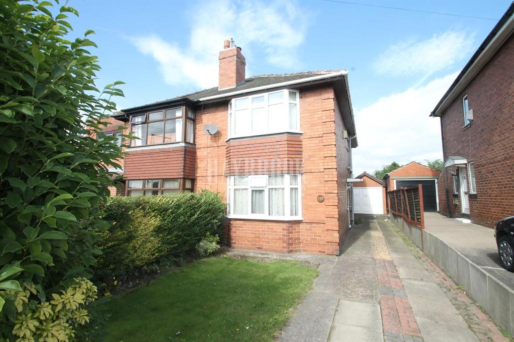 3 Bedrooms Semi Detached House for sale in Badsley Moor Lane, Clifton