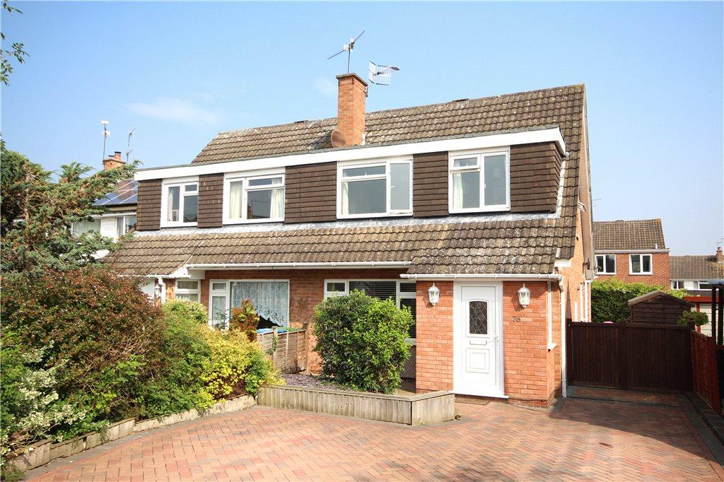 3 Bedrooms Semi Detached House for sale in Glebe Road, Stratford-upon-Avon, CV37