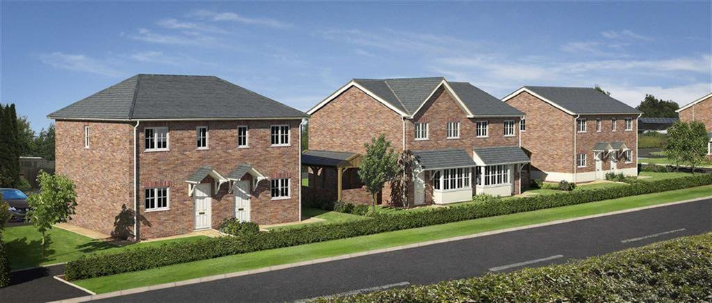 3 Bedrooms Semi Detached House for sale in Brookfield Rise, Penley, LL13