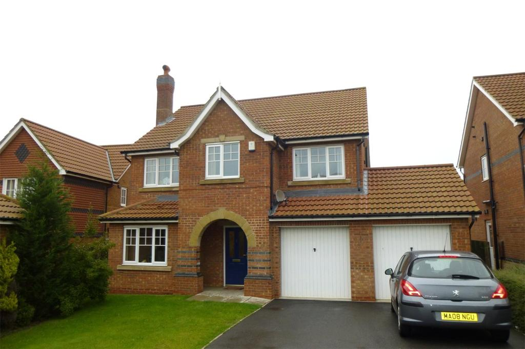 5 Bedrooms Detached House for sale in Horndale Close, Mickledales