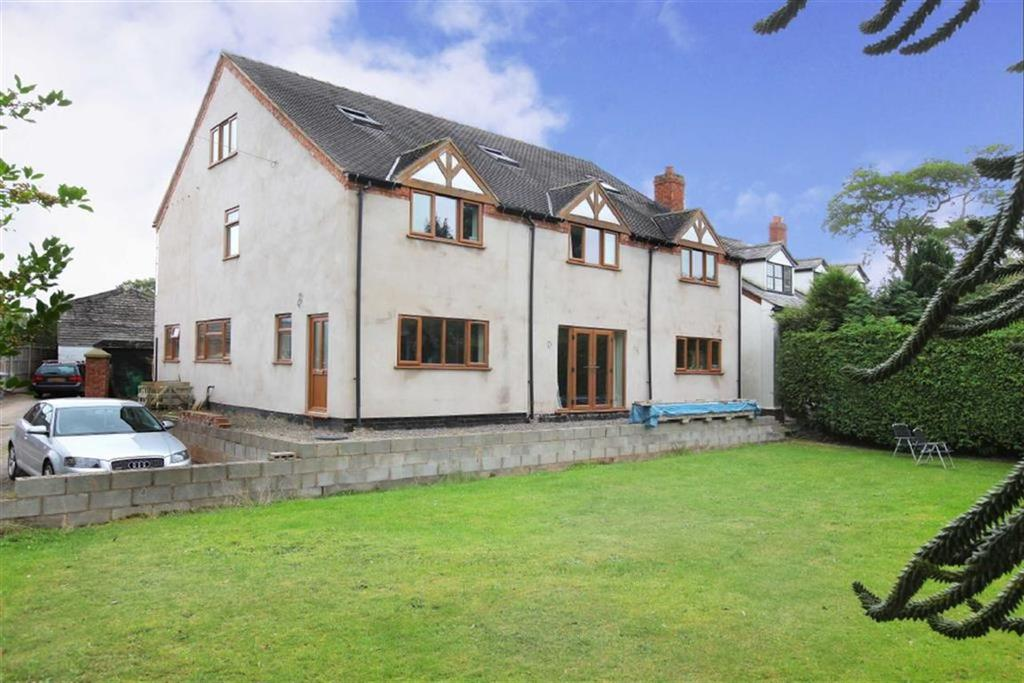 6 Bedrooms Detached House for sale in Cheshire Street, Audlem Crewe, Cheshire