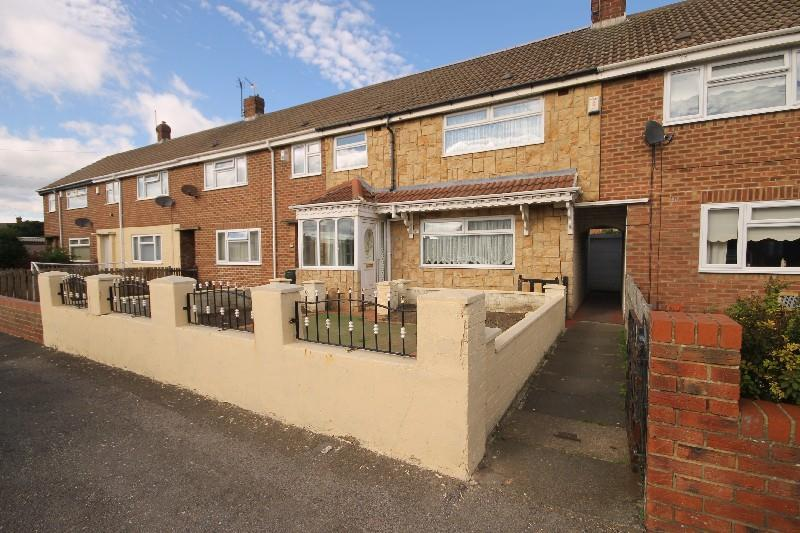 3 Bedrooms Terraced House for sale in Frederic Street, Hartlepool