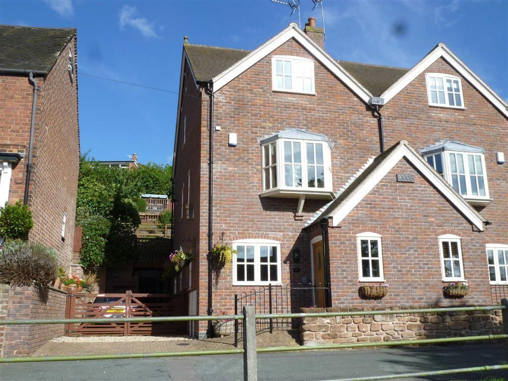 4 Bedrooms Semi Detached House for sale in Bernards Hill, Bridgnorth, Shropshire