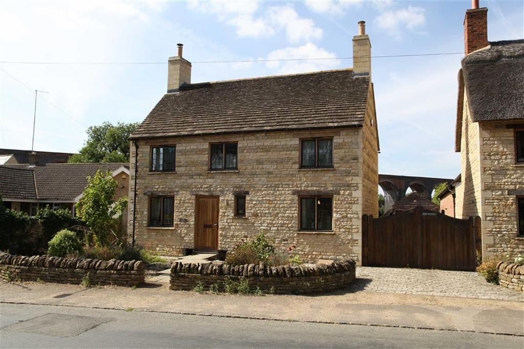 4 Bedrooms Barn Conversion Character Property for sale in Gretton Road, Harringworth