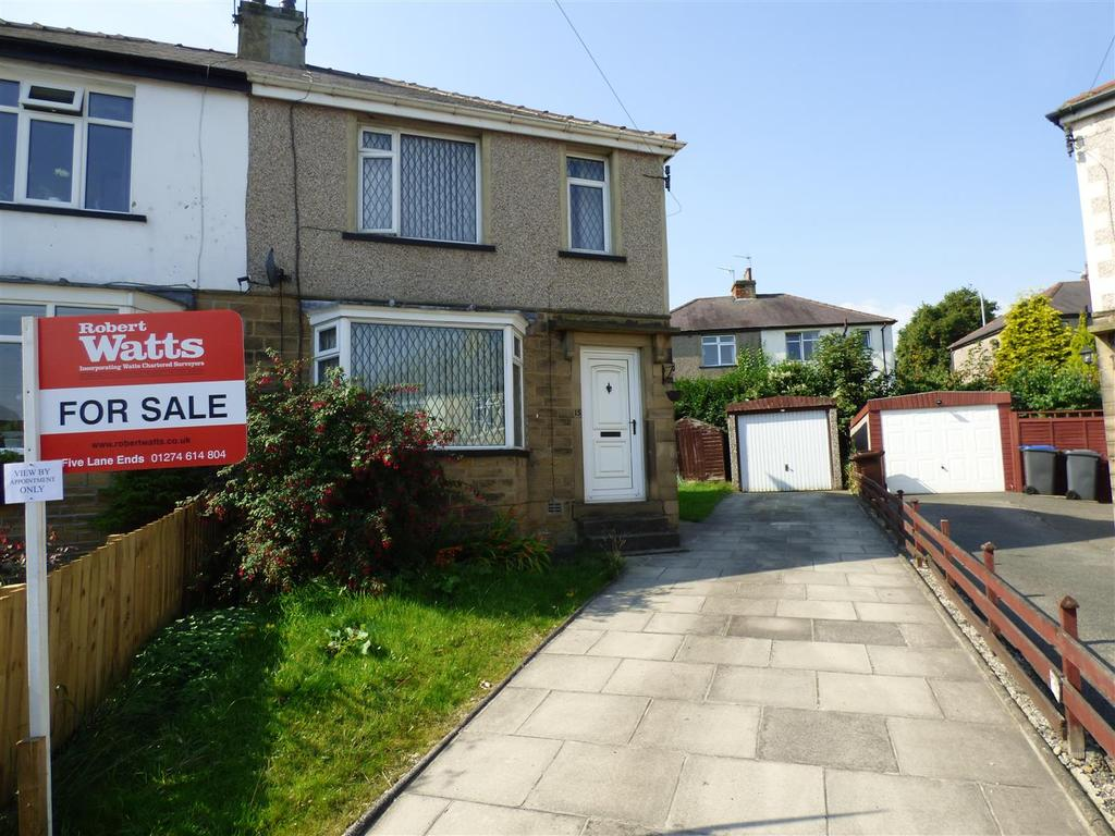 3 Bedrooms House for sale in Althorpe Grove, Idle, Bradford, BD10 8SB
