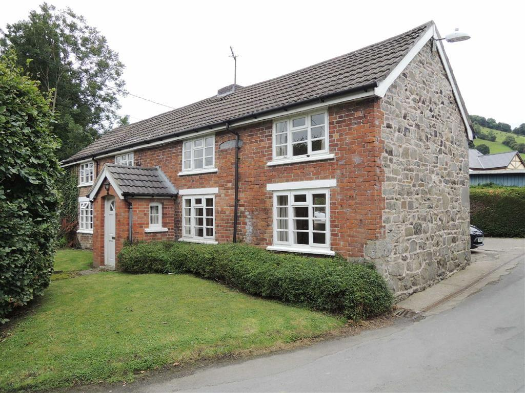 4 Bedrooms Detached House for sale in Tynllan, Llanwnog, Caersws, Powys, SY17