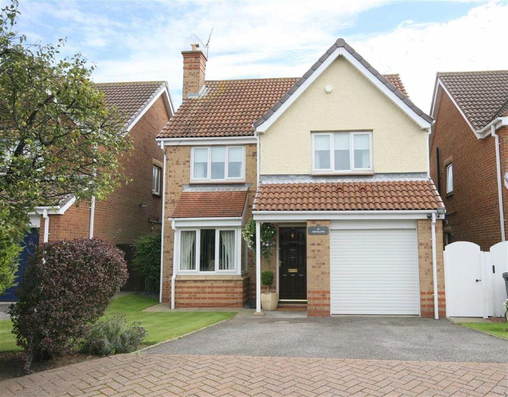 4 Bedrooms Detached House for sale in Northlands, Tynemouth, Tyne And Wear, NE30