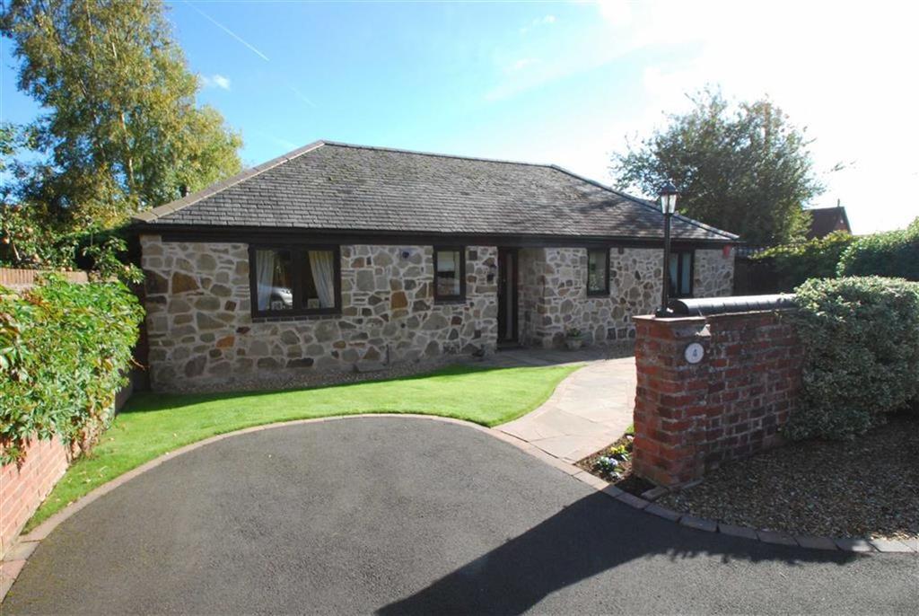 2 Bedrooms Barn Conversion Character Property for sale in Barnyard Close, Westbury, Shrewsbury