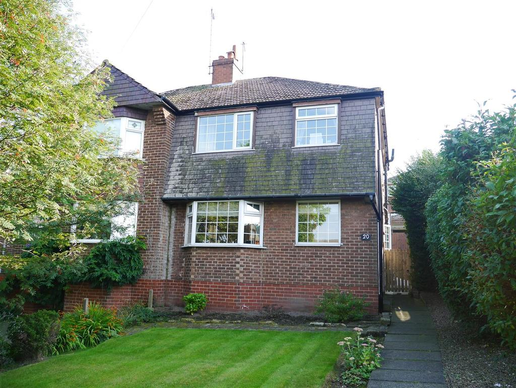 3 Bedrooms Semi Detached House for sale in Church Lane, Gomersal, BD19 4QQ