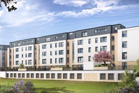 2 Bedrooms Apartment Flat for sale in 2 Bedroom Apartment, Marionville Road, Edinburgh, Midlothian