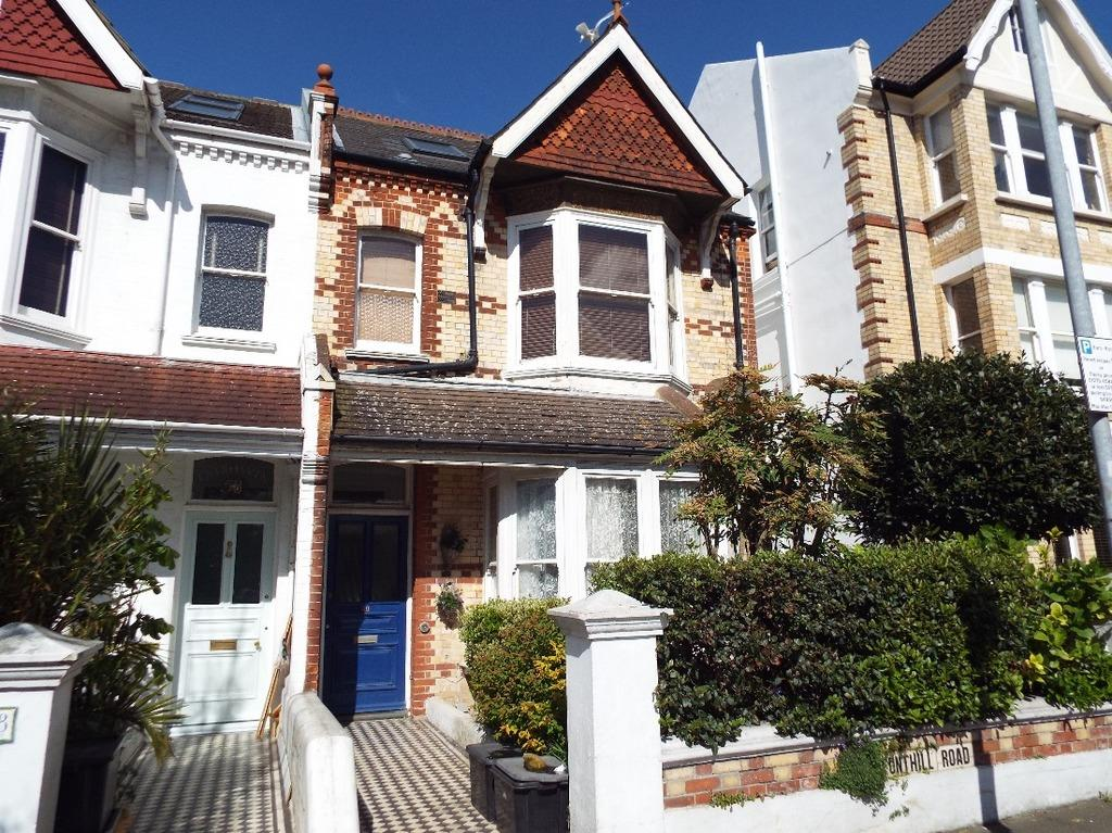 5 Bedrooms Semi Detached House for sale in Fonthill Road Hove East Sussex BN3