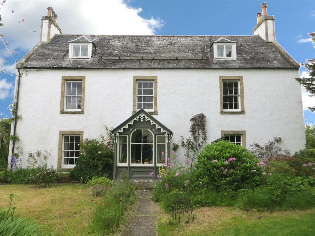 5 Bedrooms Detached House for sale in Manse Street, Tain, Ross-Shire