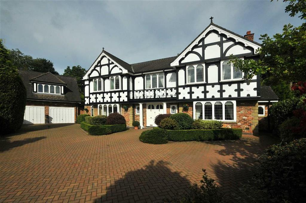4 Bedrooms Detached House for sale in Forbes Park, Bramhall, Cheshire