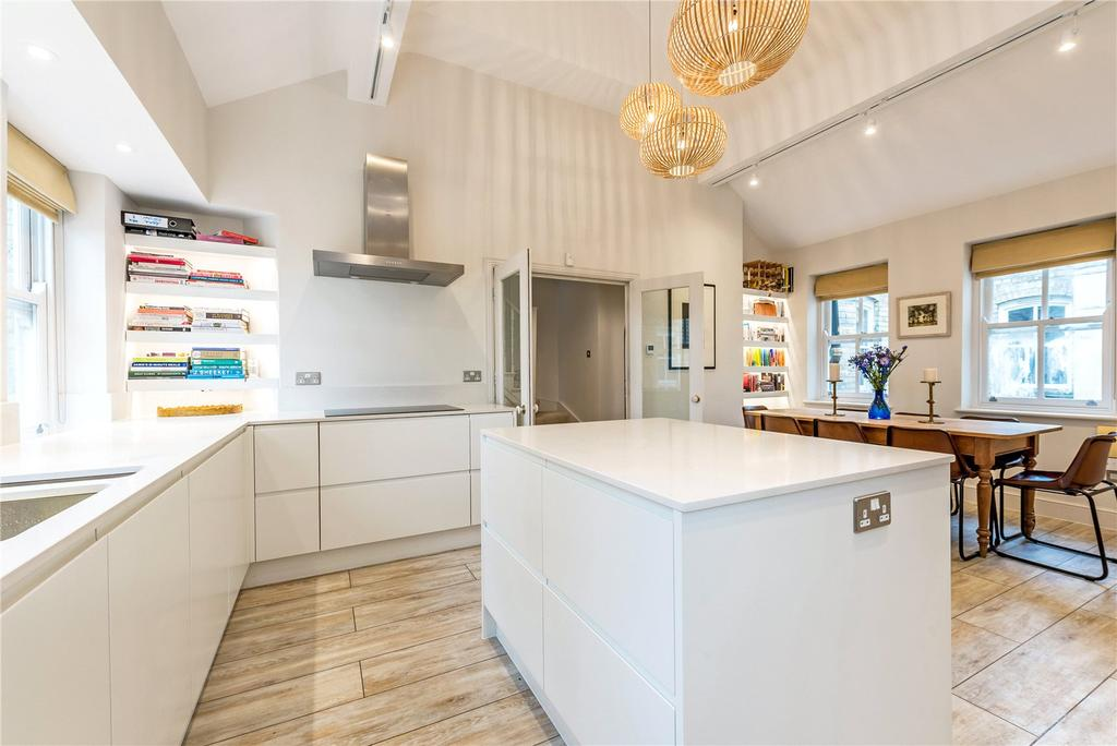 3 Bedrooms Penthouse Flat for sale in City Road, Old Street, London, EC1V