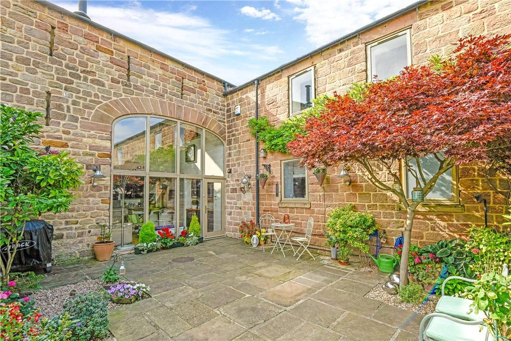 4 Bedrooms Semi Detached House for sale in Waver Spring Barns, Compton Lane, Collingham, Wetherby, LS22