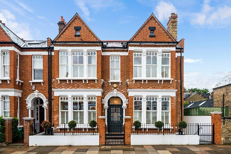 7 Bedrooms Semi Detached House for sale in Calbourne Road, Wandsworth, London, SW12