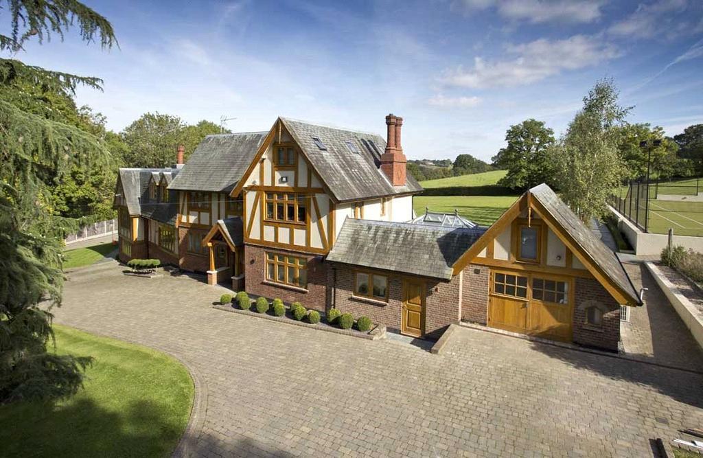 8 Bedrooms Detached House for sale in Vineyards Road, Northaw, Potters Bar, Hertfordshire, EN6