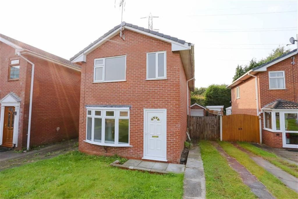 4 Bedrooms Detached House for sale in Craig Road, Heaton Mersey