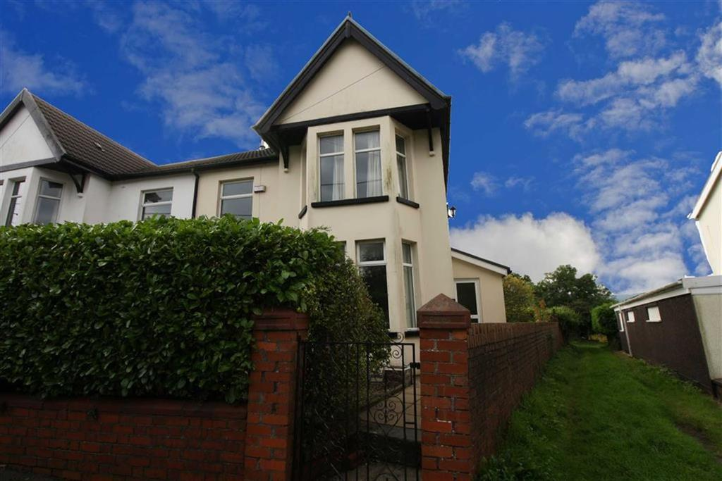 3 Bedrooms Semi Detached House for sale in Windsor Villas, Abernant, Aberdare