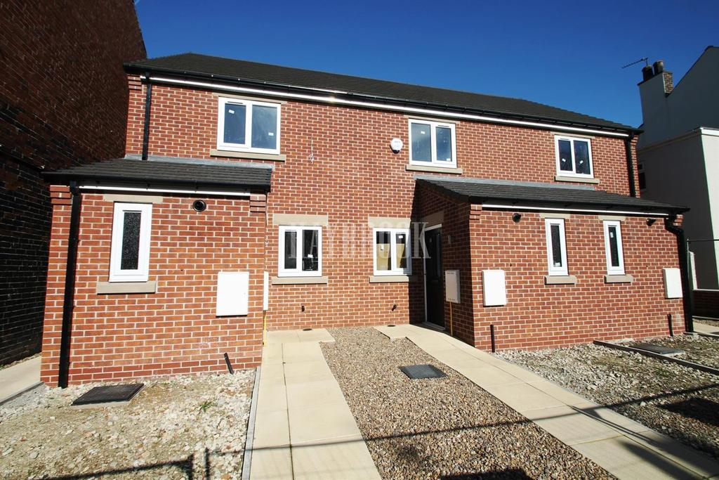2 Bedrooms End Of Terrace House for sale in South Street, Rawmarsh