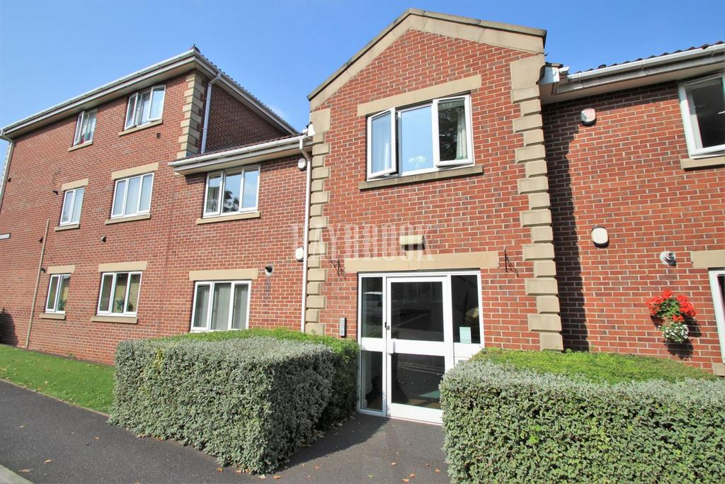 2 Bedrooms Flat for sale in Gwendoline Mews, Sandygate, Wath-upon-Dearne